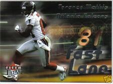 2000 Fleer Ultra Fast Lane Terance Mathis