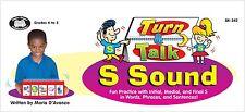 Turn & Talk S Sound Articulation Speech Language Super Duper Reader Vocabulary