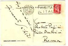 Autografo di Fioravante Seibezzi Pittore VIII Mostra Arte Fascista Venezia 1937