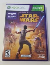 Kinect Star Wars - Xbox 360 Video Game CIB Complete