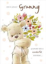 Nutmeg – For A Lovely Granny – Birthday Card