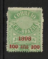Brazil SC# 139 Mint No Gum / Center Thin - S9314