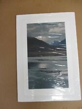 Rod Frederick Artist Print, Glimmer Of Solitude,  RARE #16 of 50
