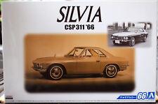1966 Nissan Silvia 2`n1 1:24 Aoshima 055502