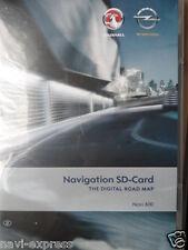 OPEL NAVI 600 SD CARD NAVIGATION DEUTSCHLAND + EU 2013 INSIGNIA ASTRA J MERIVA