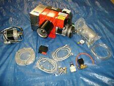 Waste Oil Burner  ( BAIRAN )  10-50 KW with Integrated Compressor