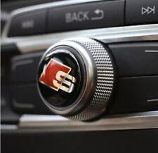 LOGO EMBLÈME BOUTON S 20mm AUDI S LINE S1 S3 S4 S5 S6 S8 Logo SLINE