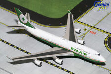 "Gemini Jets 1:400 Scale EVA Air Boeing 747-400 ""Final Flight"" B-16411 GJEVA1694"