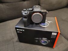 Sony A7R IV 35mm Full-Frame Camera with 61.0MP - Black (Body Only)