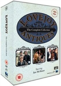 Lovejoy Season 1 2 3 4 5 6 The Complete Series Collection New Region 2 DVD