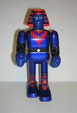 "GIANT ROBO NOSTALGIC FUTURE 05 MEDICOM 8"" TALL TIN WIND-UP TOY"