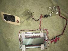 METROX LTPS 501 Remote Display Wiring Harness for Crompton Instruments Gauges
