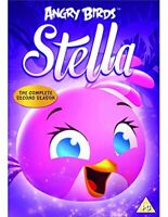 Angry Birds Stella: The Complete Second Season [DVD][Region 2]