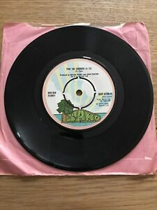 """Bryan Ferry - The 'In' Crowd/ Chance Meeting Island  WIP.6196 1974 7""""Single"""