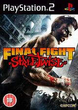*Final Fight Streetwise PS2* PAL (Capcom) Complete ~Fast & Free Postage~ ELE7