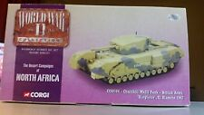 2003 Corgi WWII Collection Churchill MKIII Tank, #CC60104 1:50 Scale-NIB