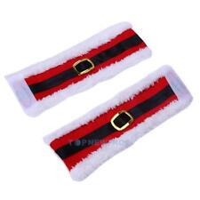 4pcs/lot Christmas Decor Napkin Holders Belt Buckle Christmas Decoration TN2F