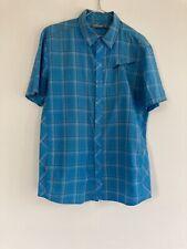 ICEBREAKER Merino Wool Shirt Men's Size M