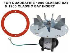 Quadrafire Pellet 1200 - [Pp7621] Exhaust Blower Motor & Gasket 812-3381