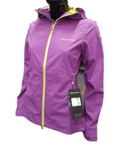 Montane Dyno XT soft Shell Jacket - Uk 16 - Dahlia/laser Green - BNWT