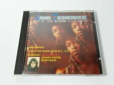 Jimi Hendrix Live at the Scene Club NY NY, Jim Morrison, CD, RARE! rata 002