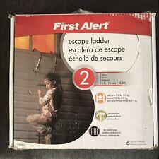 First Alert - 2 Story Escape Ladder