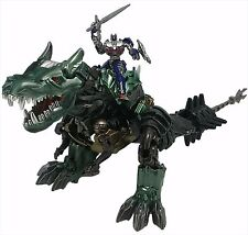 Takara Tomy Transformers Mb-09 Dainoraido Grimlock & Optimus Prime Action Figure