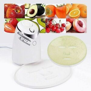 DIY Face Mask Machine Maker Automatic Vegetable Fruit Natural Collagen Organic