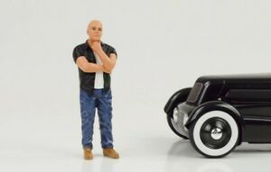 Cool Alan Figurine Figure Street Racing Crew 1:18 American Diorama I No Car
