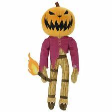 Nightmare Before Christmas Jack Skellington Pumpkin King Soft Toy Stuffed Plush