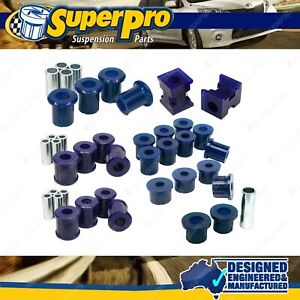 F+R Superpro Suspension Bush Kit for NISSAN NOMAD C22 - 1986-1995