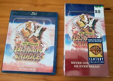 Blazing Saddles Blu-ray Disc, Used And VHS Tape, New