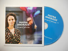 MAYRA ANDRADE : WE USED TO CALL IT LOVE ♦ CD SINGLE PORT GRATUIT ♦