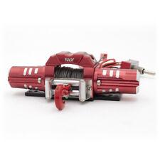 KYX 1/10 RC Car Dual Motor Winch for  Traxxas TRX-4 Axial SCX10 II SCX10