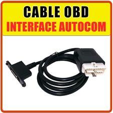 OBD2 16-pin-anschluss - Kabel ersatz für Koffer Diag kompatibel mit Autocom CDP+