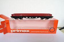 Märklin / Primex HO/AC 4545 Niederbordwagen 4 achsig DB (CM/241-8R2/3)