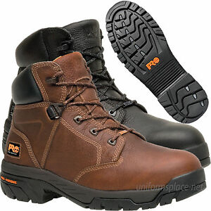 Timberland PRO Work Boots Men Helix WATERPROOF Composite Safety Toe Boot