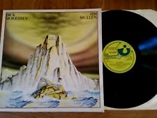 "DICK MORRISSEY/JIM MULLEN "" CAPE WRATH "" LP (1979) HARVEST/ FUSION SHSP 4098 EX"