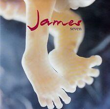 JAMES : SEVEN / CD (FONTANA 510 932-2) - TOP-ZUSTAND