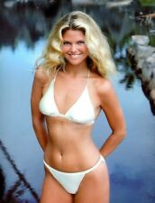"""CHRISTIE BRINKLEY #2 A4 GLOSS POSTER PRINT LAMINATED 10.8""""x8.3"""""""