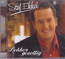 Stef Ekkel-Lekker Gezellig cd album