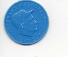 1960 Armour Coins Frank Malzone Red Sox Blue
