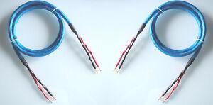 Sommercable QUADRA BLUE - HighEnd Lautsprecherkabel single-wiring - OFC Class 6N