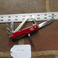 Wenger Suisse Swiss Army Crossbow shield knife (lot#10751)