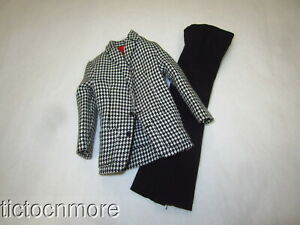 VINTAGE BARBIE KEN DOLL FASHION CLOTHES #1400 COUNTRY CLUBBIN SET COMPLETE
