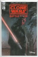 STAR WARS ADVENTURES: CLONE WARS BATTLE TALES #3 PEACH MOMOKO DARTH MAUL NM+
