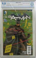 Batman v2 #33 -  Paolo Rivera Incentive Variant 1:25 - CBCS 9.8  (NOT CGC)
