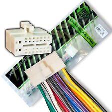 Clarion Wire Harness CZ100 CZ101 CZ200 CZ201 CZ300 CZ301 CZ401 CZ500 CZ501
