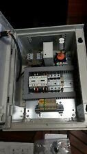 Tableau de commande Lofrans 230V triphasé 600678 / Switchboard