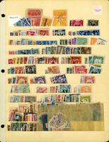 Worldwide Old-Time Revenue Stamp Collection 600 Different Issues